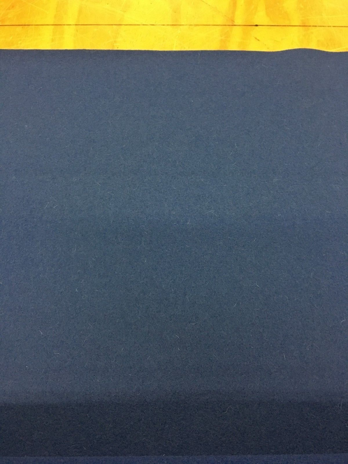 5.25 yds Mid Century Upholstery Fabric Gray Melange Wool GA