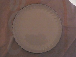 Syracuse Wedding Ring bread plate 4 available - $12.38