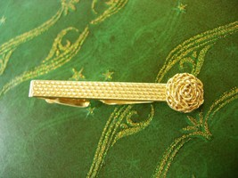 Swank Nautical Tie Clip Sailor Knot Eternity Vintage Men's Accessory - $50.00