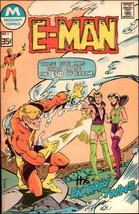 Charlton E-MAN (1973 Series) #2 VF- Modern Variant  - $2.89