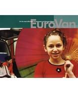 2001 Volkswagen EUROVAN dlx sales brochure catalog 01 VW - $15.00