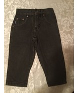 Lee jeans - Boys-Size 2T- black -Great for the rodeo - $10.99