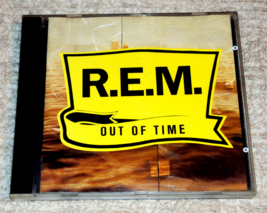 R.E.M. - Out Of Time CD Radio Song, Losing My Religion, Shiny Happy People - $5.99