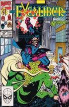 Marvel EXCALIBUR (1988 Series) #27 VF+ - $0.99