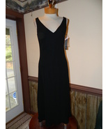 Maggy London size 8 Black evening Cocktail Cruise Party dress New with tag  - $34.99