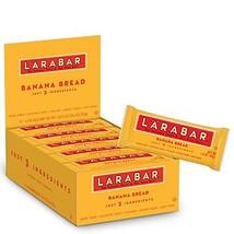 Larabar Gluten Free Bar, Banana Bread, 1.6 Ounce Pack of 16 Bars, Whole Food Glu