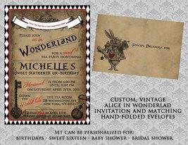 Vintage alice in wonderland set thumb200