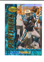 Tyrone Poole 1995 Bowmans Bowman's Best Refractor Parallel Carolina Panthers - $2.99