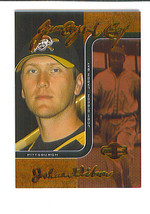Jason Bay 2006 Topps Co Signers Changing Faces Bronze 114/150 Josh Gibson - $3.99
