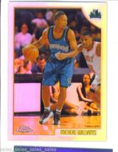Michael Williams 1998 99 Topps Chrome Refractor Parallel Minnesota Timberwolves - $4.59