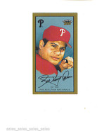 Bob ABREU 2003 Topps 205 MINI PARALLEL SOVEREIGN Back Philadelphia PHILLIES - $1.99