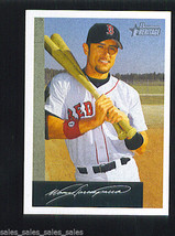 Nomar Garciaparra 2002 Bowman Heritage Black Box Parallel Card Boston Red Sox - $1.99
