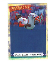 Ozzie SMITH 2010 Topps TALES OF THE GAME Insert Card St. Louis CARDINALS - $1.99