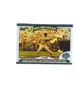 Stan MUSIAL 2004 Topps WORLD SERIES HIGHLIGHTS Insert Card St. Louis CAR... - $2.99
