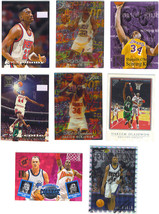 Kevin Willis Scott Skiles 1994 95 Stadium Club First 1st Day Issue Parallel - $4.99