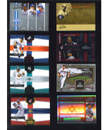 Roger CLEMENS 2004 Absolute Mem TOOLS OF THE TRADE Red Spectrum 6/100 RE... - $5.99