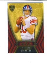 Eli MANNING 2010 Topps Supreme Football Card 79 136/209 New York GIANTS - $5.99