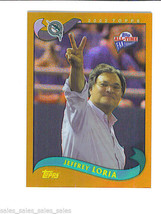 Jeffrey LORIA 2004 Topps All Time Fan Favorites REFRACTOR Parallel Card ... - $6.49