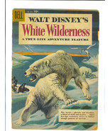 Walt Disney WHITE WILDERNESS 1958 DELL FOUR COLOR Comic Book issue 943 - $9.99