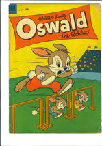 Oswald The Rabbit 1953 Dell Four Color Comic Issue 507 Walter Lantz - $9.99