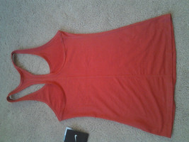 NEW NIKE 529746 841 Women's Racerback Training Running Tank Size Small - $38.99
