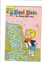 Richie RICH Riqui RICON ORIGINAL 1980 Mexican Comic Book Mexico Editoria... - $24.99