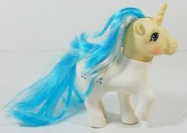 My Little Pony G1 Majesty Mail Order Unicorn 1983 Hasbro Blue Mane Vintage - $11.99