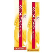 Wella Color Touch Relights Demi-Permanent Hair Color/56 Red-Violet Violet 2 Oz - $8.99