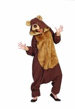 RG Costumes Men's Bailey Bear, Brown/Tan One Size - $55.10