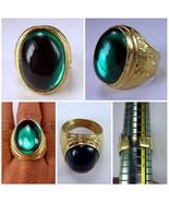 Very Rare! Holy Magic Lemon Tapayanak Naga Eye Ring Rich Thai Buddha Amu... - $9.99