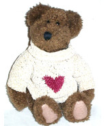 "Boyds Bears ""HARTLEY B. MINE""  #91521  -  8.5"" Plush Bear - NWT-  Retired - $19.99"