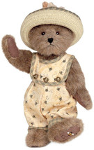 "Boyds Bear ""Hunnie Z. Beezley"" #904114- 10"" Plush Bear- NWT-2003 - $29.99"