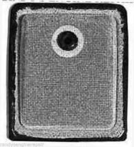 Homelite Xl 12 Super Xl Auto Chainsaw Air Filter 63589 A - $10.55