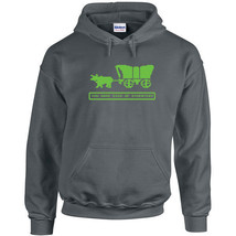 202 Died of Dysentery Hoodie Oregon video game trail funny NEW ALL SIZES/COLORS - $30.00