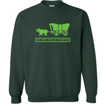 202 Died of Dysentery Crew sweatshirt Oregon video game trail ALL SIZES/... - $20.00