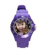 Customised Large Round Plastic Sport Watch  - $33.90