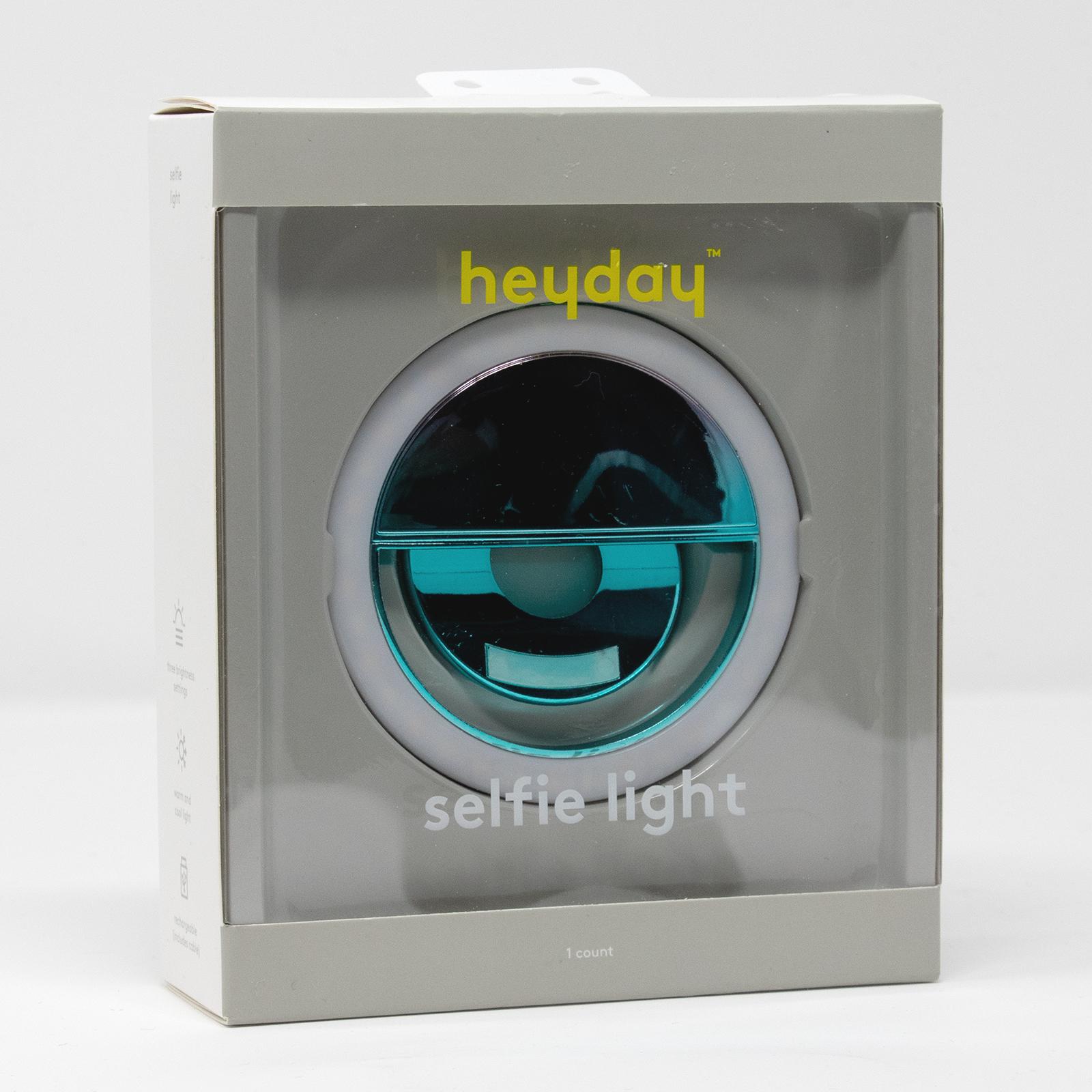 Heyday Universal Cell Phone Selfie Light - Iridescent/Teal