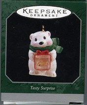 Hallmark Keepsake Ornament Tasty Surprise 1998 - $5.94
