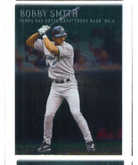 Bobby SMITH 2000 Metal EMERALD Parallel Card 189 Tampa Bay DEVIL RAYS - $1.49