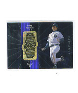 Bobby HIGGINSON 1998 SPX Finite Baseball RADIANCE PARALLEL 1911/4500 TIGERS - $2.49