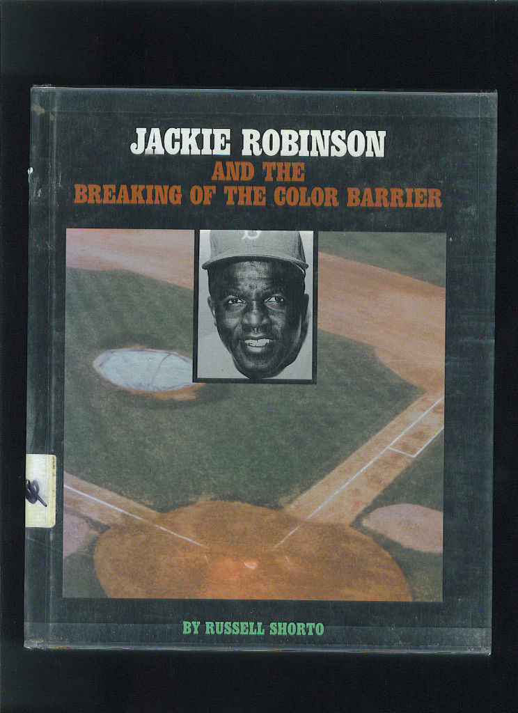 the shattering of the color barrier a jackie robinson story Jackie robinson is proving that a black man, the grandson of a slave, can make a all of these immigrants are encouraged to live their dreams by barrier shattering ball player jackie robinson a wonderful story and beautifully written though obviously a children's book, in the year of the boar.