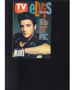 ELVIS Presley Simon COWELL Amy SEDARIS Mariska HARGITAY 2002 TV Guide - $6.99
