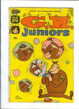 HARVEY HITS Magazine Presents G. I. JUNIORS May 1967 Comic Book Issue 116 - $4.99