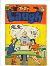 LAUGH Nov 1964 Issue 164 Comic Book ARCHIE COMICS JOSIE and The Pussycats - $3.99