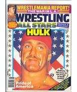 Hulk HOGAN Bobby EATON LPWA Terri POWER 1991 Wrestling Mag Sgt SLAUGHTER... - $9.99