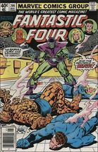 Marvel FANTASTIC FOUR (1961 Series) #206 FN/VF - $2.99