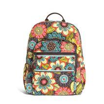 Vera Bradley VB Campus Backpack Flower Shower - $69.00