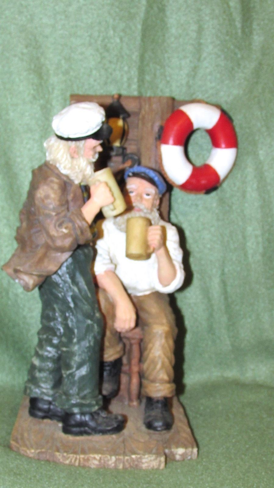 "Old Salts ™ Collection Limited Edition Nautical Figurine ""At the Tavern"""