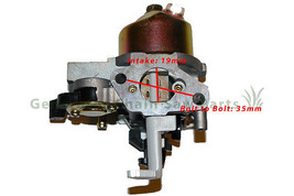 Carburetor Carb Engine Motor Part For Gasoline 49cc 50cc Go Kart 4 Wheeler Buggy - $36.58