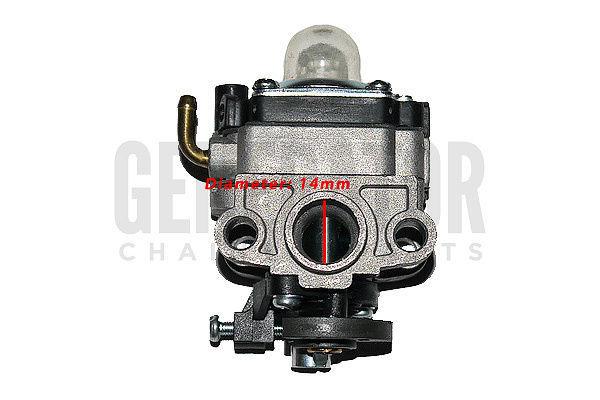 Gas Carburetor Carb For Redmax TR2350S Brush Cutter Trimmer CHT220 Hedge Trimmer
